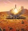 Старт ракеты с образцами грунта с Марса
