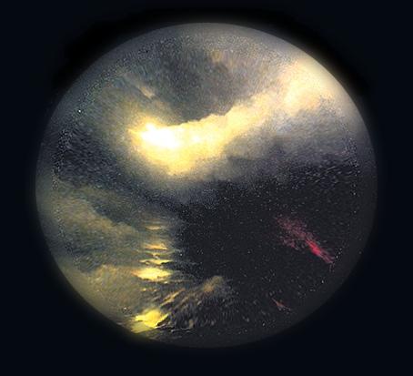 Айвазовский. Сотворение мира
